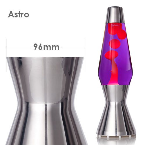 Astro lava lamp bottles (Larger)